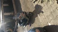 Yamaha majesty 250cc , Nderrohet ose shitet