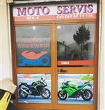 Servis dhe pjes  per cdo lloj motorri