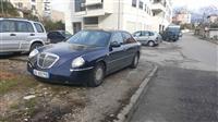 Lancia Thesis benzin+gaz