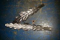 Metal dekor