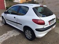 Peugeot 206 1.2 benzine ne gjendje shum te mire