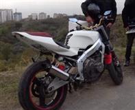 Honda cbr 400cc