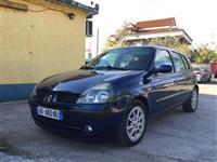 RENAULT CLIO ATOMAT BENZIN+GAZ 2003 1.6