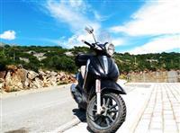 Beverly 300cc Automatik