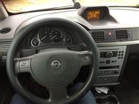 2004 Opel Meriva - Nafte