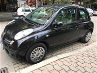 Nissan Micra 1.2 benzine 2006
