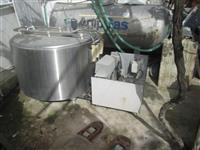 Tanker  qumshti 750litra