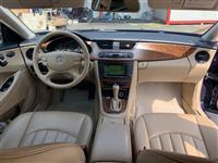 Mercedes Benc CLS 320 cdi 206000 km shum i paster