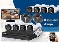 8 kamera 4 Mpx super oferte