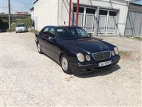 Mercedes e class 220CDI  2001