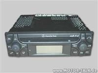 cd audio player Mercedez-Benz Origjinal