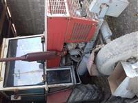 Traktor Tk 80 kuaj fuqi me te gjitha agrega