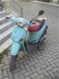 Motor piaggio liberty 50cc