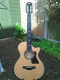 Taylor 612ce 12 fret kitarë për shitje