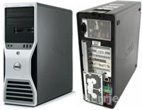 WORKSTATION DELL PRECISION Xeon QuadCore,Ram 36Gb,
