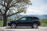 VW Touareg benzin+gaz