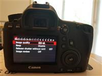 Canon EOS 6D 20.2MP SLR Kamera Dixhitale - E zezë