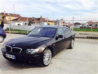 BMW 750 benzin -09