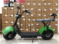 City Coco skuter elektrik transporti Tirane Durres