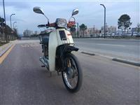 Yamaha nderrohet me skuter