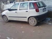 Fiat Punto benzin +gaz