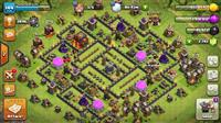 Account clash of clans level 144