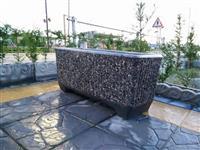 Vazo lulesh prej betoni