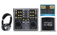 Numark us mixer + karte zeri. Dj mikser
