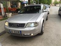 Audi A6 nafte