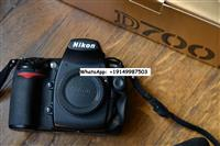 Nikon d700 body + 16-80mm ED VR Lens