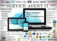 SERVICE AGENT IT