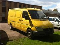 Mercedes Benz sprinter 2.2 (313) nafte viti 2001