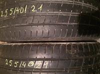 4 Goma 255/40/21 Pirelli