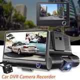 DVR recorder me ekran 4 '' me 3 Kamera 1080P HD