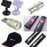 Aksesore makinash dhe llamba LED