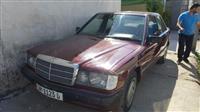 Mercedez benz 190.  1.9 diesel  Viti 1988