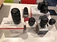 Canon EOS 60D SLR Kamera Dixhitale 18.0MP