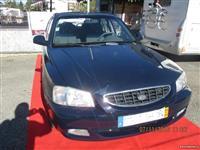 Hyundai acent 2003 1.5 crdi per pjes