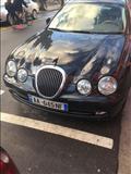 jaguar s-type benzin-gaz automatik