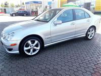 Mercedes C230 AMG BENZIN+ GAS 2002