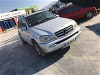 Mercedes ML 400..Look AMG..(Mundesi nderrimi)