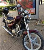 Motor chopper 4 kohesh 125 cc shume ekonomik