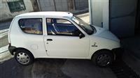 U SHIT Fiat Seicento 2003 Super e paster