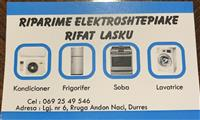 Riparime elektroshtepiake