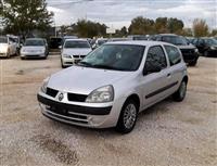 U SHIT Renault Clio Benzin-Gas viti 2005