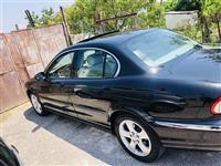 Shitet Jaguar x-type 4*4 gaz benzin 3.000 .