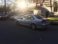 Honda Civic benzin gaz 2004