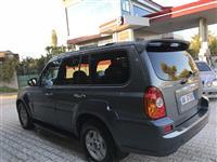 Hyundai Terracan 2.9 Crdi 4x4 targa AA 4250€