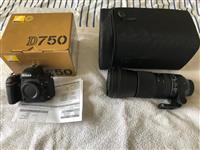 Nikon D750 Sigma 150-600 për shitje