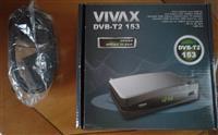 Marres Dixhital DVB T2 + Karte scart
